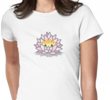 Shy water Lillie Womens Fitted T-Shirt