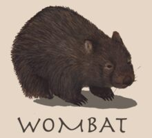Wombat by angieschlauch