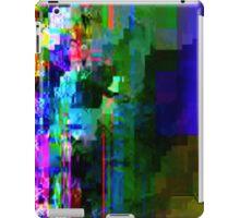 glitch, 4 iPad Case/Skin