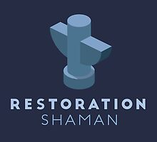WoW Brand - Restoration Shaman by dcmjs