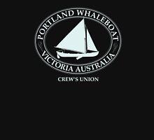 Portland Whaleboat Crew black Unisex T-Shirt