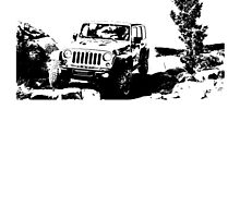 JEEP WRANGLER by garts