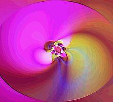 Blending Colors by Dana Roper