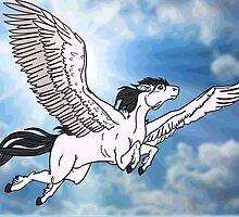 Pegasus by AquaMarine21