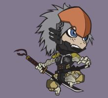 Chibi Raiden Kids Clothes