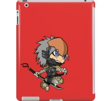 Chibi Raiden iPad Case/Skin