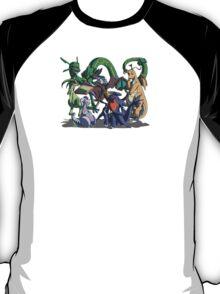 The Dragon Dream Team T-Shirt