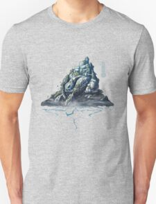 The Game of Kings, Wave Four: The White King's Rook Unisex T-Shirt