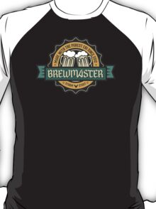 WoW Brand - Brewmaster Monk T-Shirt
