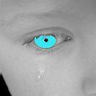 Blu Eyed Girl by flowflower