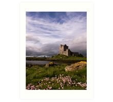 Dunguaire Castle, County Galway Art Print