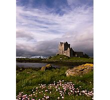 Dunguaire Castle, County Galway Photographic Print