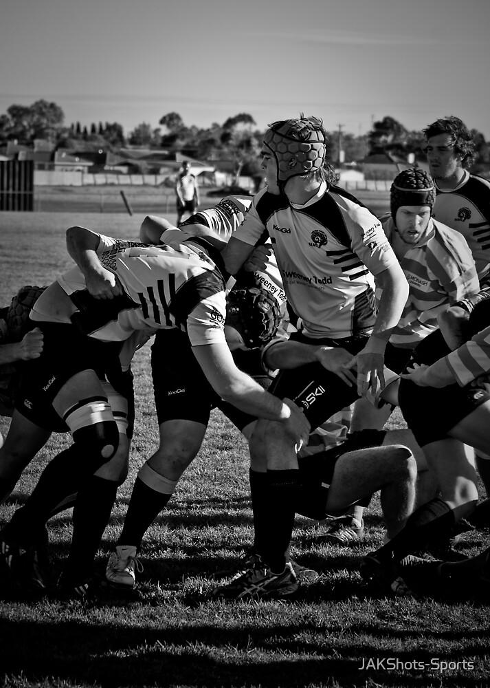 Rams Maul by JAKShots-Sports