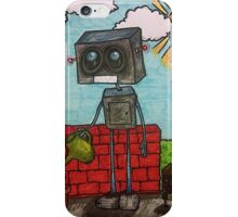 We have to grow old, we don't have to grow up. iPhone Case/Skin