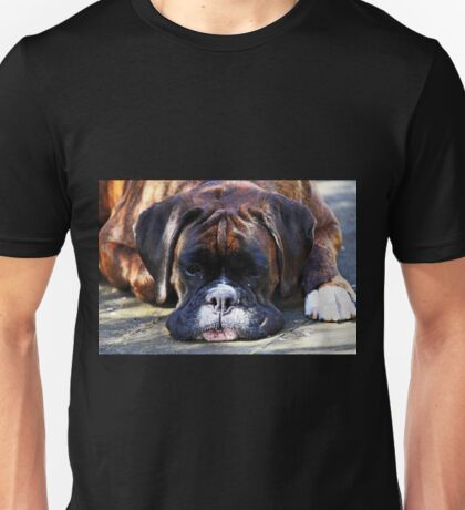 Such is Life -Boxer Dogs Series- Unisex T-Shirt