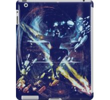 dancing with elements iPad Case/Skin