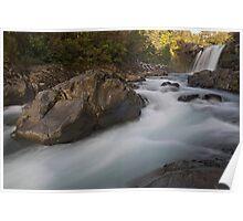 Tawhai Falls. Poster