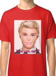Ken Doll Classic T-Shirt