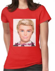 Ken Doll Womens Fitted T-Shirt