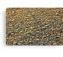 Rocks Canvas Print