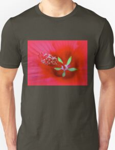 Knowing The Red Hibiscus T-Shirt