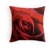 Ruby Rose Throw Pillow