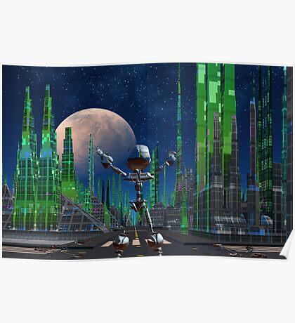 Last Robot Standing Poster