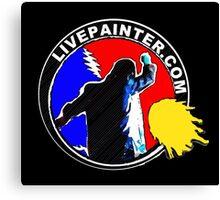 Official LP logo Canvas Print