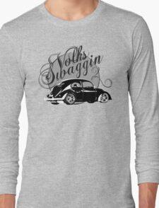 "Volks ""Swaggin"" Beetle © Long Sleeve T-Shirt"