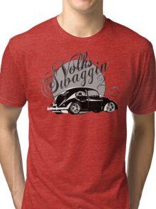 "Volks ""Swaggin"" Beetle © Tri-blend T-Shirt"