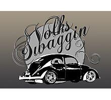 "Volks ""Swaggin"" Beetle Photographic Print"
