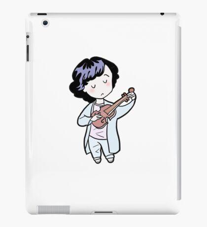 BBC Sherlock - Violin  iPad Case/Skin