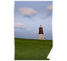 Point Judith Blur Poster