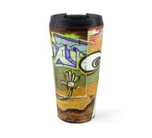 Graffiti Bunnies Travel Mug