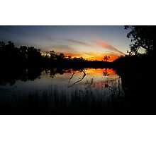 Stunning Sunset 2 Photographic Print