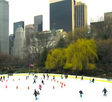 Central Park Ice Rink by Pipewrench67