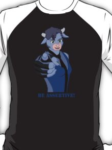 Brass Knuckles wants you to Be Assertive! T-Shirt