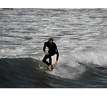Surfs Up Again Photographic Print