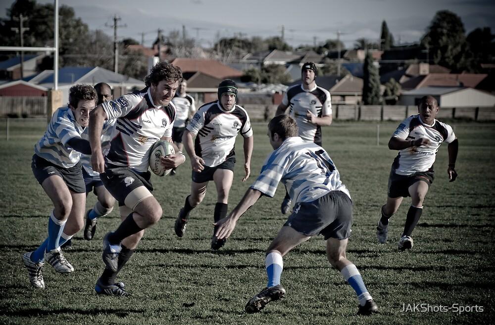 Toby's Terrain by JAKShots-Sports