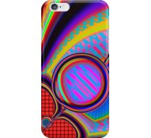 The Seeker abstract iPhone Case/Skin