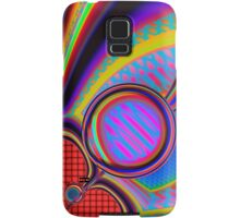 The Seeker abstract Samsung Galaxy Case/Skin
