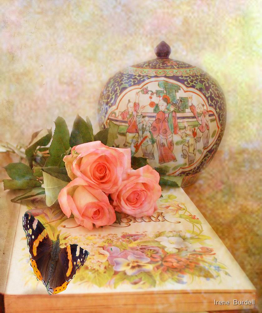 The Album .  by Irene  Burdell