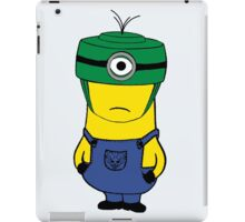 Tri-Klops Minion iPad Case/Skin