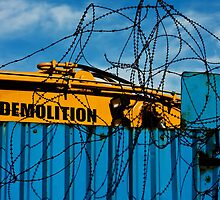 Demolition by Mark  Coward