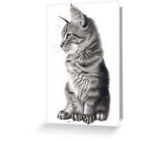 Whistful Greeting Card