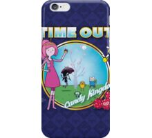 Time Out: Candy Kingdom iPhone Case/Skin