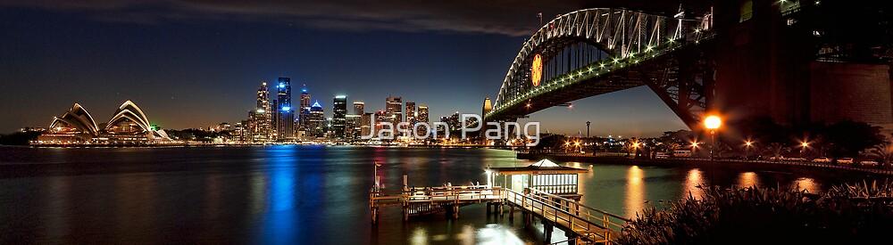 Sydney Harbour Panaroma by Jason Pang, FAPS FADPA