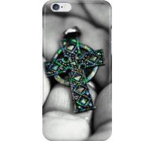The Celtic Cross iPhone Case/Skin