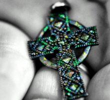 The Celtic Cross Sticker