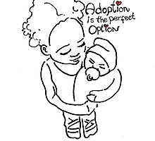 Adoption Is the Perfect Option by koqubert
